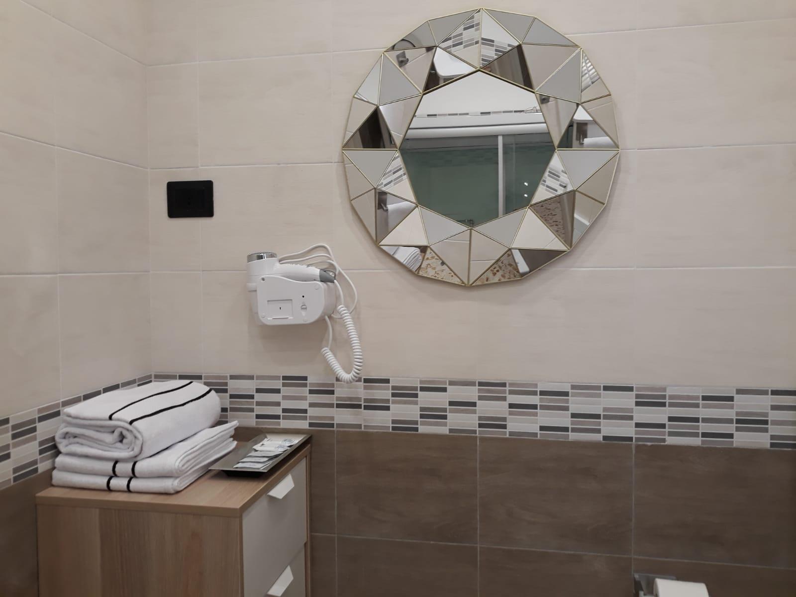 Camera N. 1 bagno